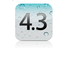 iOS 4.3.1 till iPhone, iPad, iPod Touch