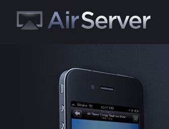 AIrServer - AirPlay till mac